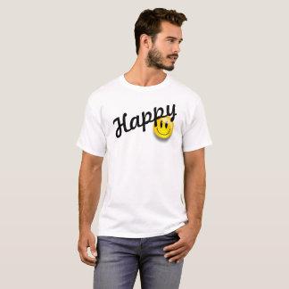 das Shirt der glücklichen Ikonenmänner