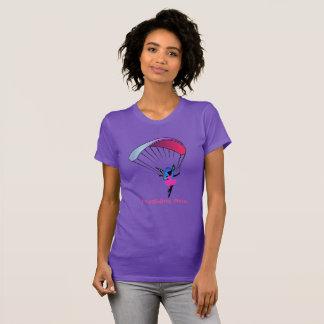 Das Shirt der Piaragliding Elf-Frauen