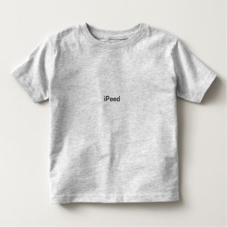 das Shirt des iPeed Kindes