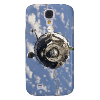 Das Soyuz TMA-01M Raumfahrzeug Galaxy S4 Hülle