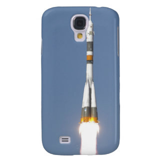 Das Soyuz TMA-12 Raumfahrzeug Galaxy S4 Hülle