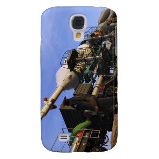 Das Soyuz TMA-13 Raumfahrzeug 3 Galaxy S4 Hülle