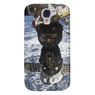 Das Soyuz TMA-19 Raumfahrzeug Galaxy S4 Hülle