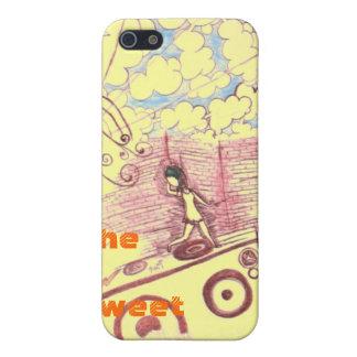 Das süße Entweichen (Bananen-Kasten) Hülle Fürs iPhone 5