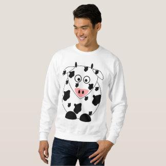 Das Sweatshirt der Kuh-Männer