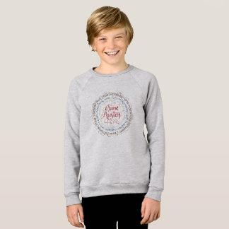 Das Sweatshirt des Jungen - Jane