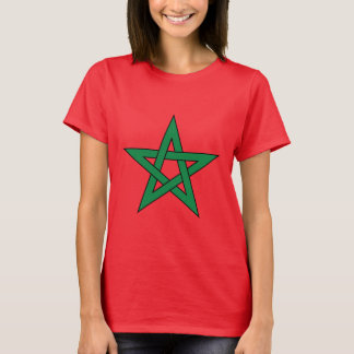 Das T-Shirt Marokko-Frauen