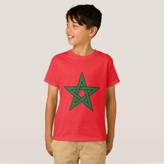 Das T-Shirt Marokko-Kinder