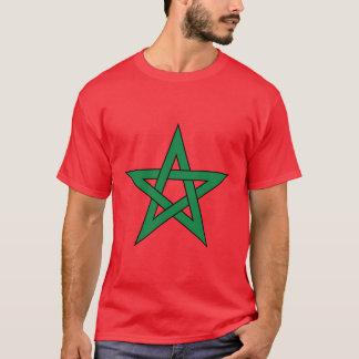 Das T-Shirt Marokko-Männer