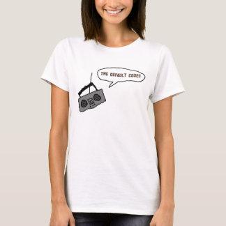 Das T-Stück Boombox Mädchen T-Shirt