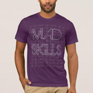 Das T-Stück der wütenden Fähigkeits-Männer T-Shirt