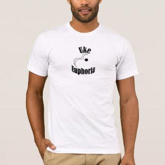 Das T-Stück des Uke Euphorie-Mannes T-Shirt