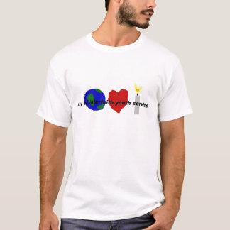 Das T-Stück DIYS Männer T-Shirt