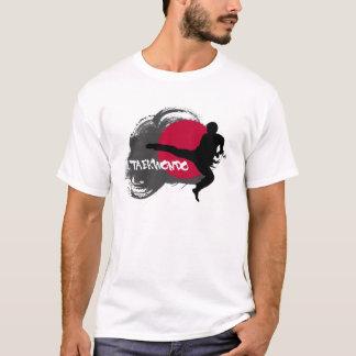 Das Taekwondo-Shirt der Männer T-Shirt