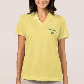 Das Team-Shirt der Nike-Frauen Polo Shirt