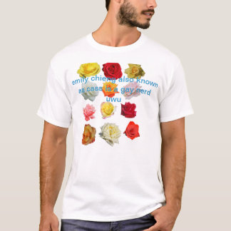 das und das einzig T-Shirt
