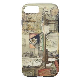"""Das vorherige, """"von den Skizzen von Spanien"""", iPhone 8/7 Hülle"""