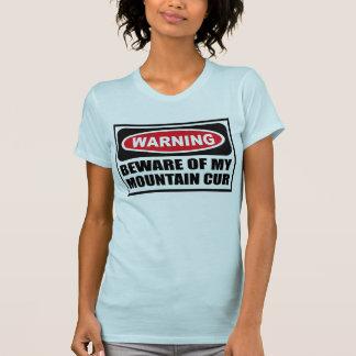 Das Warnen PASSEN vom T - Shirt MEINER