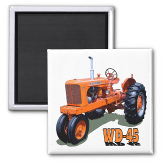 Das WD-45 Magnets