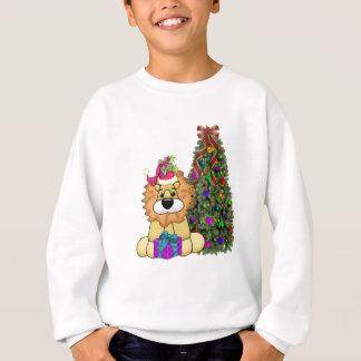 Das Weihnachten des Löwes Sweatshirt