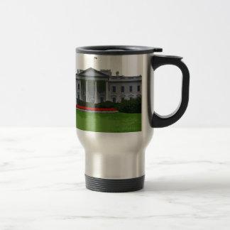 Das Weiße Haus redigieren Edelstahl Thermotasse