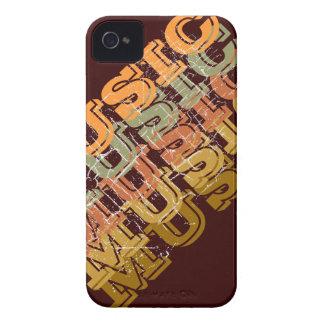 das Wort MUSIK Case-Mate iPhone 4 Hüllen