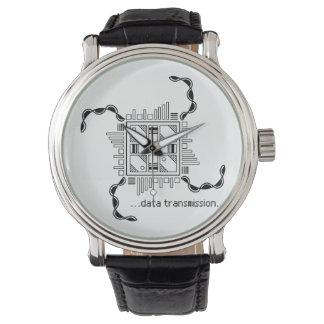 Datenübertragung Armbanduhr