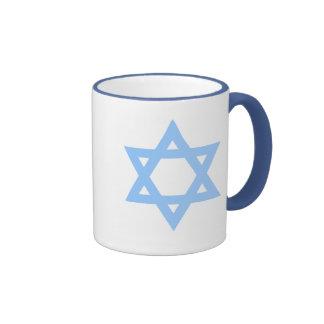 Davidsstern Viva Israel Kaffee-Tasse