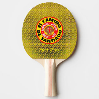De Santiago EL-Camino Tischtennis Schläger