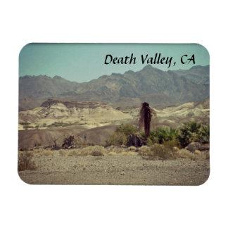 Death Valley, flexibler Magnet CAs