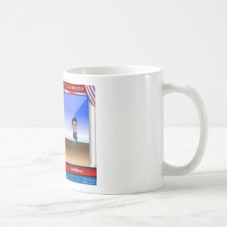 Debatte: Der Sieger der Medien Kaffeetasse