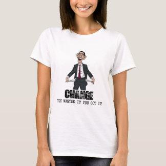Debatte Obama Romney T-Shirt
