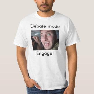 Debatten-Modus T-Shirt