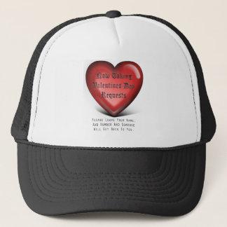 defektes Herz, Ablehnungs-Schmerzen Truckerkappe