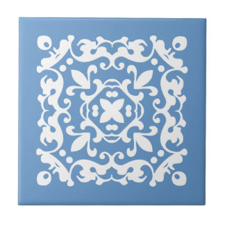 Dekorative Blaue und Weiß wählt Ihre Farbe Keramikfliese