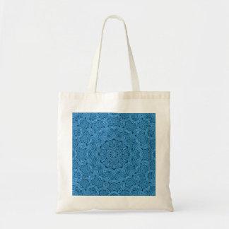Dekorative blaue Vintage Tasche sackt viele Arten