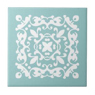 Dekorative tadellose Grüne und Weiß wählt Ihre Keramikfliese