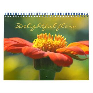 delighful Flora - Kalender 2018