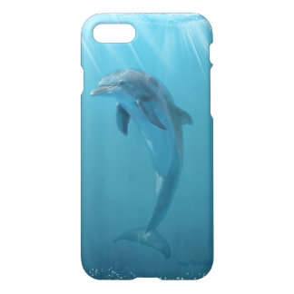 Delphin finden Ihren Riff-Handy-Fall iPhone 8/7 Hülle