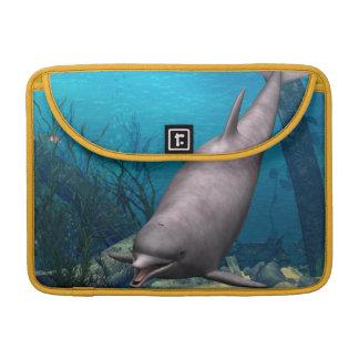 Delphin Sleeve Für MacBook Pro