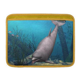 Delphin Sleeve Fürs MacBook Air