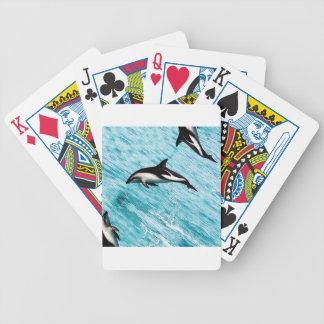 Delphine Bicycle Spielkarten