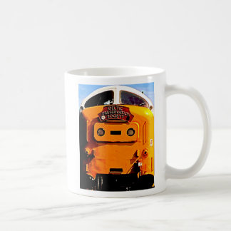 Deltic britischer Dieselzug (2) Tasse