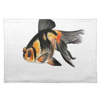 Demekin Goldfish abgeschieden Tischset