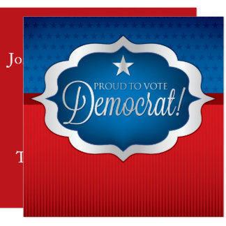 Demokrat Karte