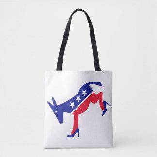 Demokratische Frauen-Tasche