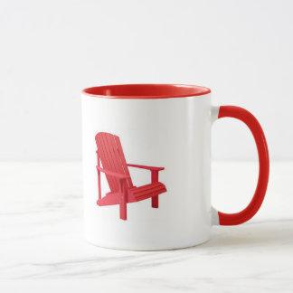 Der Adirondacks nennen - Adirondack Stuhl Tasse