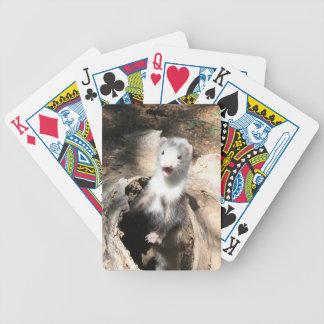 Der Ausblick Spielkarten