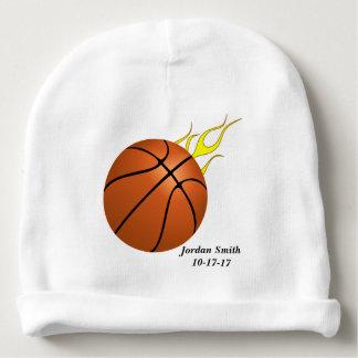 Der Basketball des Babys Babymütze