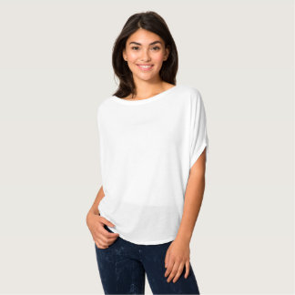 Der Bella Flowy der Frauen Kreis-Spitze T-Shirt